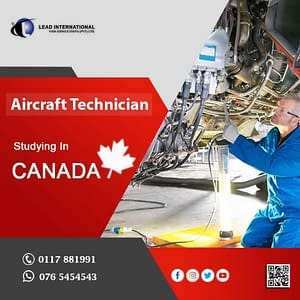 Aircraft Technician in Canada