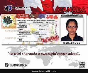 Successful Canada Student Visa Approval